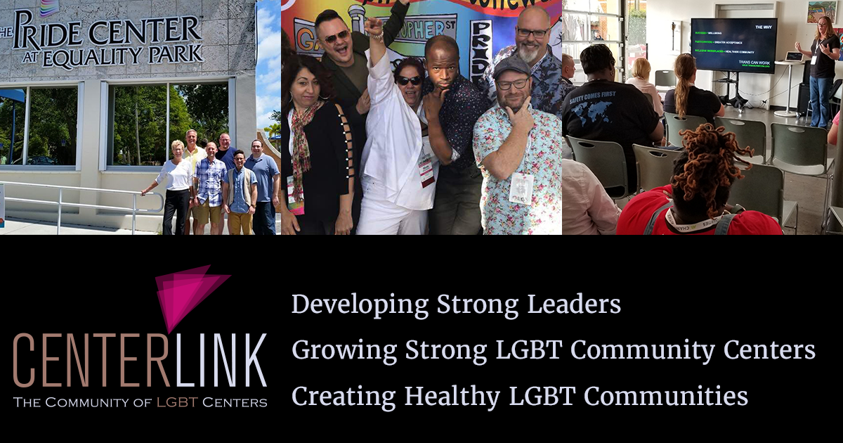 Login to the CenterLink website, Developing Strong LGBT ...